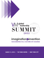 Vision Monday Global Leadership Summit 2013 Program PDF